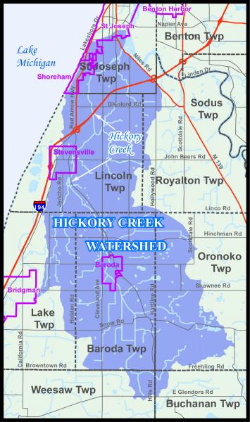 SWMPC | Hickory Creek Watershed