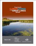 Preparing for Climate Change in the Great Lakes Region [Click to open page http://www.miseagrant.umich.edu/downloads/climate/Climate_Workshop_Report.pdf in a new window