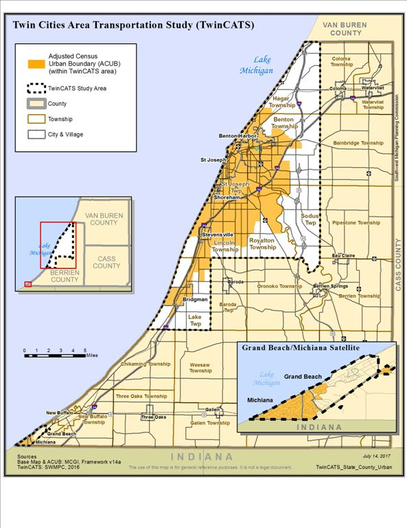 SWMPC | Twin Cities Area Transportation Study